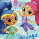Shimmer and Shine - Jumbo Coloring & Activity Book