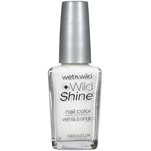 Wet n Wild Wild Shine Nail Color C449C French White Creme