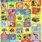 Transformers Rescue Bots - Fun & Reward 400 Stickers - 6 Sheets Sticker Book