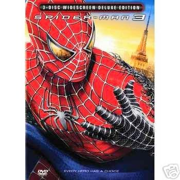 Spider-Man 3 (3-Disc Widescreen Deluxe Edition)