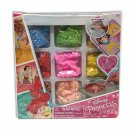 Disney Princess Pixel Art Bead Set - 3 Piece Princess Emoji Art