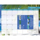 TF Publishing Tropical Beaches Binder Planner