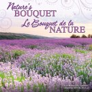 Natures Bouquet Bilingual 2017 16 Month Wall Calendar 12x12