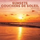 Sunsets Bilingual 2017 16 Month Wall Calendar 12x12
