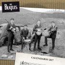 The Beatles Spanish 2017 16 Month Wall Calendar 12x12
