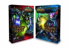 World of Warcraft Trading Card Game Arena Grand Melee Deck Set of 2