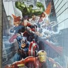 Marvel Avengers Jigsaw Frame Puzzle - 16 Pieces - Designs Vary