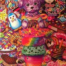 Lisa Frank Holiday Jumbo Color & Activity Book