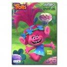 Trolls 96 pg Coloring Book