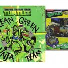 Teenage Mutant Ninja Turtles 3D Puzzle And Calendar Bundle