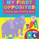 My First Opposites ~ Coloring & Activity Book