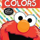 Sesame Street Educational Workbook - Colors with Elmo