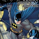 Batman - Coloring and Activity Book - 96 Pages