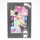 Kuromi Cosmetic Diary Kit by Townley