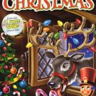 Christmas & Holiday Jumbo Coloring & Activity Book - v1