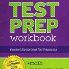 Standardized Math and Language Arts Test Preparation (Second Grade) workbook
