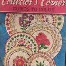 Designer Series Collector's Corner Curios to Color