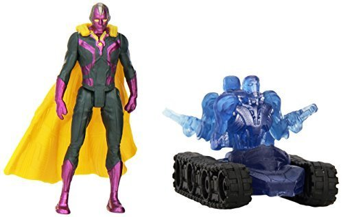 Avengers Vision vs Sub Ultron 011 Action Figure by Marvel