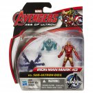 Marvel Avengers Age of Ultron Iron Man Mark 43 Vs. Sub-Ultron 001 2.5-inch Figure Pack