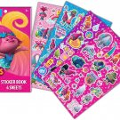 Dreamworks Trolls Sticker Book