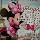 Minnie Activity Book Word Search Puzzles