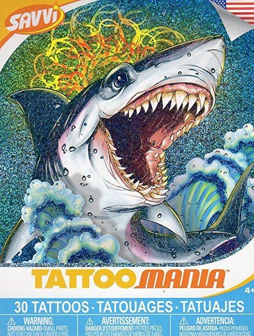 Savvi Tattoo Mania - Temporary Tattoos - 30 Tattoos By Savvi