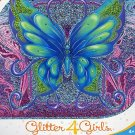 Savvi Glitter 4 Girls Tattoos - Glitter Temporary Tattoos - 31 Tattoos By Savvi