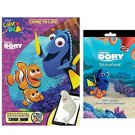 Disney Pixar Finding Dory Jumbo Coloring and Activity Book with 295+ Stickers!