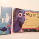 Disney Finding Dory Student WAY TO GO! Recognition Award Cards 8 x 5 Inches