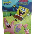 Nickelodeon SpongeBob Seas the Day Jumbo Coloring and Activity Book