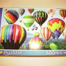 "PUZZLEBUG 500 PIECE PUZZLE - ""FLOATING THE SKIES"""
