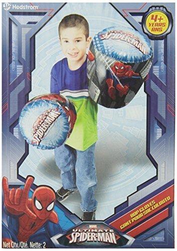 Hedstrom Ultimate Spider-Man Bop Gloves by Hedstrom