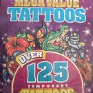 Savvi Mega Value Pack - Over 125 Temporary Tattoos