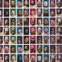 200 WWE Superstar Stickers