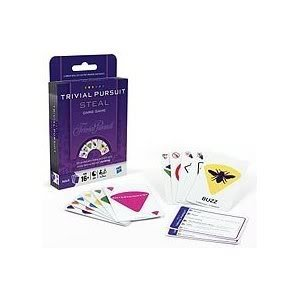 Toy / Game Hasbro Trivial Pursuit Card Game