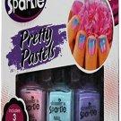 Nail Polish Shimmer 'N Sparkle Pretty Pastels