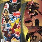 Batman vs Superman (with Wonder Woman) - 50 Piece Tower Jigsaw Puzzle - (Set of 2 Puzzle)
