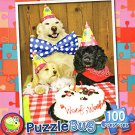 Puppy Party - 100 Piece Jigsaw Puzzle Puzzlebug