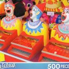 Carnival Clown Game - 500 Piece Jigsaw Puzzle Puzzlebug