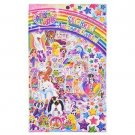 Lisa Frank Colorful Fun Stickers