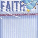 Sweet Life Magnetic Note Pad - Have Faith