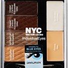 New York Color Individualeyes Custom Compact, Smokey Blues