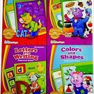 Kindergarten Homework Helper Bundle of 4 Workbooks