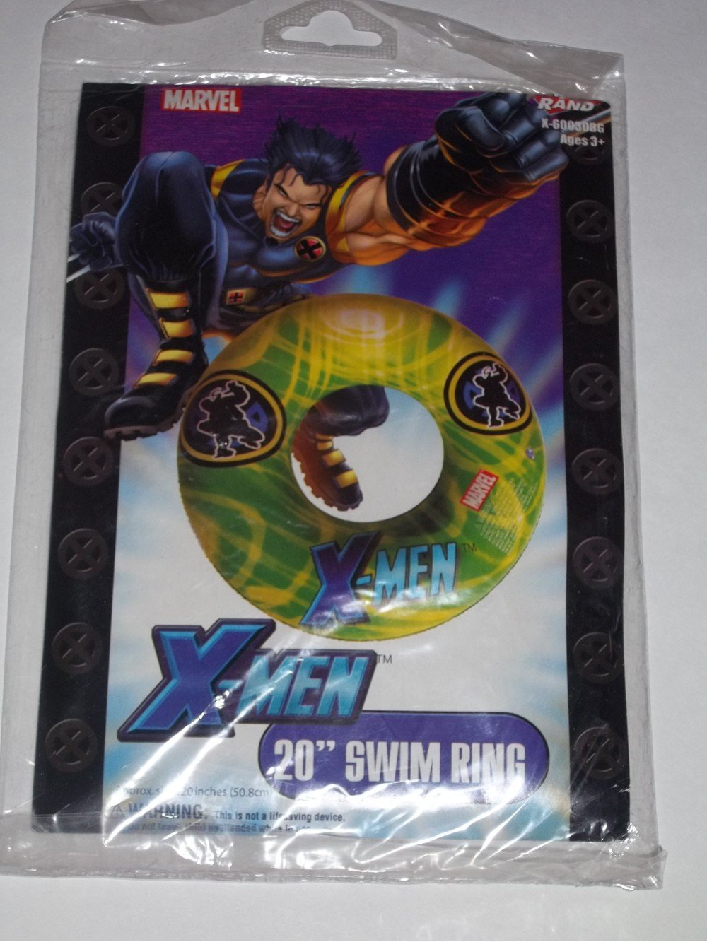 "Marvel X-Men 20"" Swim Ring"