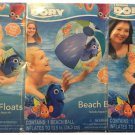 Disney Pixar Finding Nemo Summer Swim Set - Includes Swim Ring, Surf Rider, Arm Floats, and more!