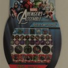 Marvel Avengers Assemble Sticker Land 295 + Stickers