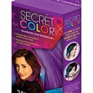 Secret Color Headband Hair Extensions Purple