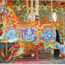 Pretty Carousel Horse - Puzzlebug 650 Piece Jigsaw Puzzle