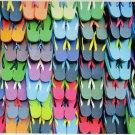 Lots of Flip Flops - Puzzlebug 650 Piece Jigsaw Puzzle