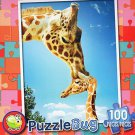 Mommy's Kiss - PuzzleBug - 100 Piece Jigsaw Puzzle